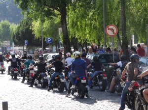 A little Portugal Hell's Angels? Not! (-: