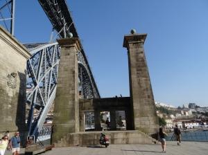 Pilares de Ponte Pensil