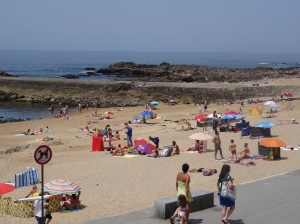Beaches on the Atlantic Coastline - Porto